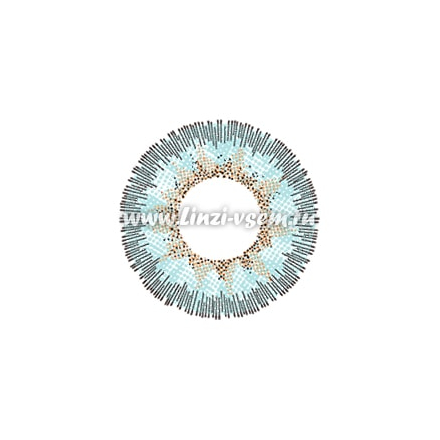Цветные линзы EOS Anuna 3T Gray Blue Фото 4