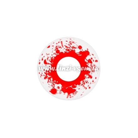Карнавальные линзы EOS Blood Фото 3
