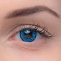 Цветные линзы EOS J203 Blue