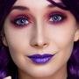 Цветные линзы EOS Fay Violet foto